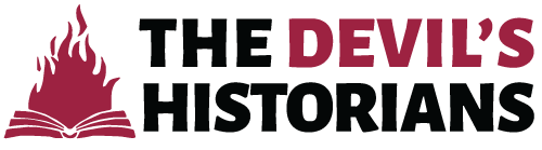 The Devil's Historians logo