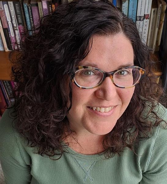 Co-author of The Devil's Historians: Amy S. Kaufman